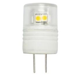 Utilitech 2.5-Watt (20W Equivalent) 2700K T6 G4 Base Warm White Indoor/Outdoor LED Bulb