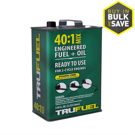 TRUFUEL 110 oz Pre-Blended 2-Cycle Fuel