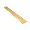 Stairtek 3-1/2-in x 48-in Natural Red Oak Stair Nose Moulding