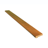 Stairtek 3-1/2-in x 48-in Gunstock Red Oak Stair Nose Moulding
