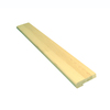 Stairtek 3-1/2-in x 48-in Natural Maple Stair Nose Moulding