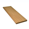 Stairtek 48-in x 11-1/2-in Unfinished Brazilian Cherry Interior Stair Tread