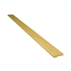 Stairtek 3.5-in x 48-in Unfinished White Oak Stair Nose Floor Moulding