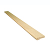Stairtek 3.5-in x 48-in Unfinished Maple Stair Nose Floor Moulding