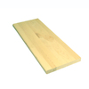 Stairtek 11.5-in x 42-in Natural Prefinished Maple Wood Stair Tread