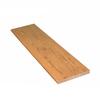 Stairtek 11.5-in x 42-in Gunstock Prefinished Red Oak Wood Stair Tread