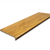 Stairtek RetroTread 11.5-in x 36-in Marsh Prefinished Red Oak Wood Stair Tread