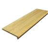Stairtek RetroTread 11.5-in x 36-in Natural Prefinished Maple Wood Stair Tread