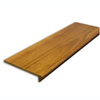 Stairtek 42-in x 11-1/2-in Prefinished Natural Brazilian Cherry Interior Stair RetroTread