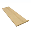 Stairtek 48-in x 11-1/2-in Unfinished Red Oak Interior Stair Tread