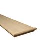 Stairtek RetroTread 11.5-in x 48-in Unfinished Red Oak Wood Stair Tread