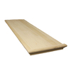 Stairtek 48-in x 11-1/2-in Unfinished Maple Right Return Interior Stair Retrotread