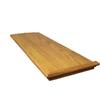 Stairtek RetroTread 11.5-in x 48-in Gunstock Prefinished Red Oak Wood Stair Tread