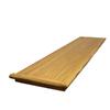 Stairtek RetroTread 11.5-in x 48-in Marsh Prefinished Red Oak Wood Stair Tread