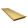Stairtek 48-in x 11-1/2-in Prefinished Natural Maple Right Return Interior Stair Retrotread