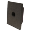 NextStone 8-in x 9-in Gray Mounting Block