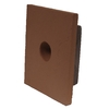 NextStone 8-in x 9-in Red Mounting Block
