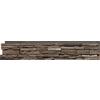 NextStone Slatestone 8-Pack 43-in x 8.75-in Canyon Faux Stone Veneer
