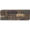 NextStone Castle Rock 4-Pack 43.25-in x 15.25-in Tuscan Brown Faux Stone Veneer