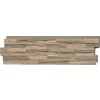 NextStone Stacked Stone 5-Pack 46.5-in x 13.25-in Kentucky Gray Faux Stone Veneer