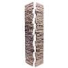 NextStone Slatestone 41-in x 8-in Canyon Post Cover Stone Veneer Trim