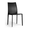 Baxton Studio Set of 2 Black Dining Chairs