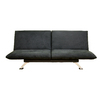 Baxton Studio Black Futon