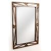 D'Vontz 20-in W x 30-in H Bathroom Mirror