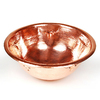 D'Vontz 7-in D Copper Vessel Sink