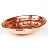 D'Vontz 5-in D Copper Vessel Sink