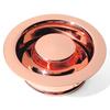 D'Vontz 3.5-in Shiny Copper Garbage Disposal Trim Set