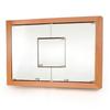 D'Vontz 23-in x 25.875-in Surface Medicine Cabinet