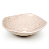D'Vontz 5-in D Marble Vessel Sink