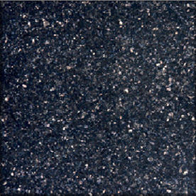 HTO 5-Pack 12-in x 12-in Black Black Floor Tile