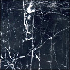 HTO 5-Pack 12-in x 12-in China Black Floor Tile