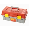 Red Toolbox Kid's Plastic Tool Box and Tray