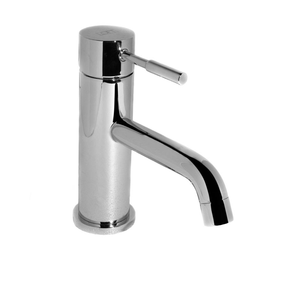 Shop Loft Loft Chrome 1 Handle Single Hole Bathroom Sink Faucet At