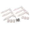 Dreambaby 6-Pack Spring Latches