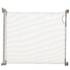 Dreambaby Retractable 55-in x 34-in White Plastic Child Safety Gate