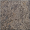 Big Pacific 18-in x 18-in Sterling Travertine Floor Tile