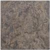 Big Pacific 18-in x 18-in Sterling Travertine Floor Tile