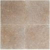 Big Pacific 18-in x 18-in Noce Travertine Floor Tile