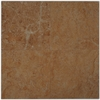 Big Pacific 12-in x 12-in Giallo Marble Floor Tile