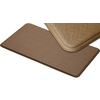 "Imprint 26""W x 72""L Latte Anti-Fatigue Mat"
