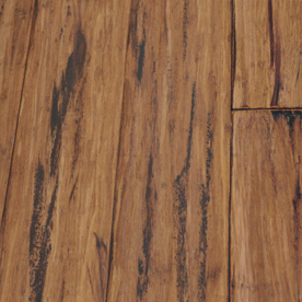 tecsun 5-1/2-in W x 72-in L Bamboo Engineered Hardwood Flooring