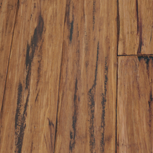 Tecsun Solid Bamboo Strip Plank Hardwood Floor From Lowes Woods Floorin