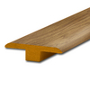SwiftLock 1-7/8-in x 92-in Cherokee Oak T-Moulding