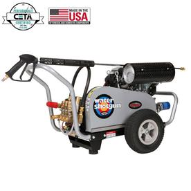 SIMPSON 5000 PSI 4 GPM Gas Pressure Washer