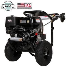 SIMPSON 4200-PSI 4-GPM Water Gas Pressure Washer