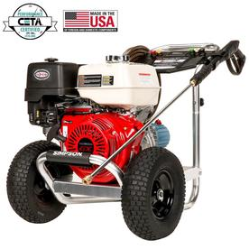 Display Product Reviews For Aluminum 4200 PSI 4 GPM Cold Water Gas Pressure  Washer